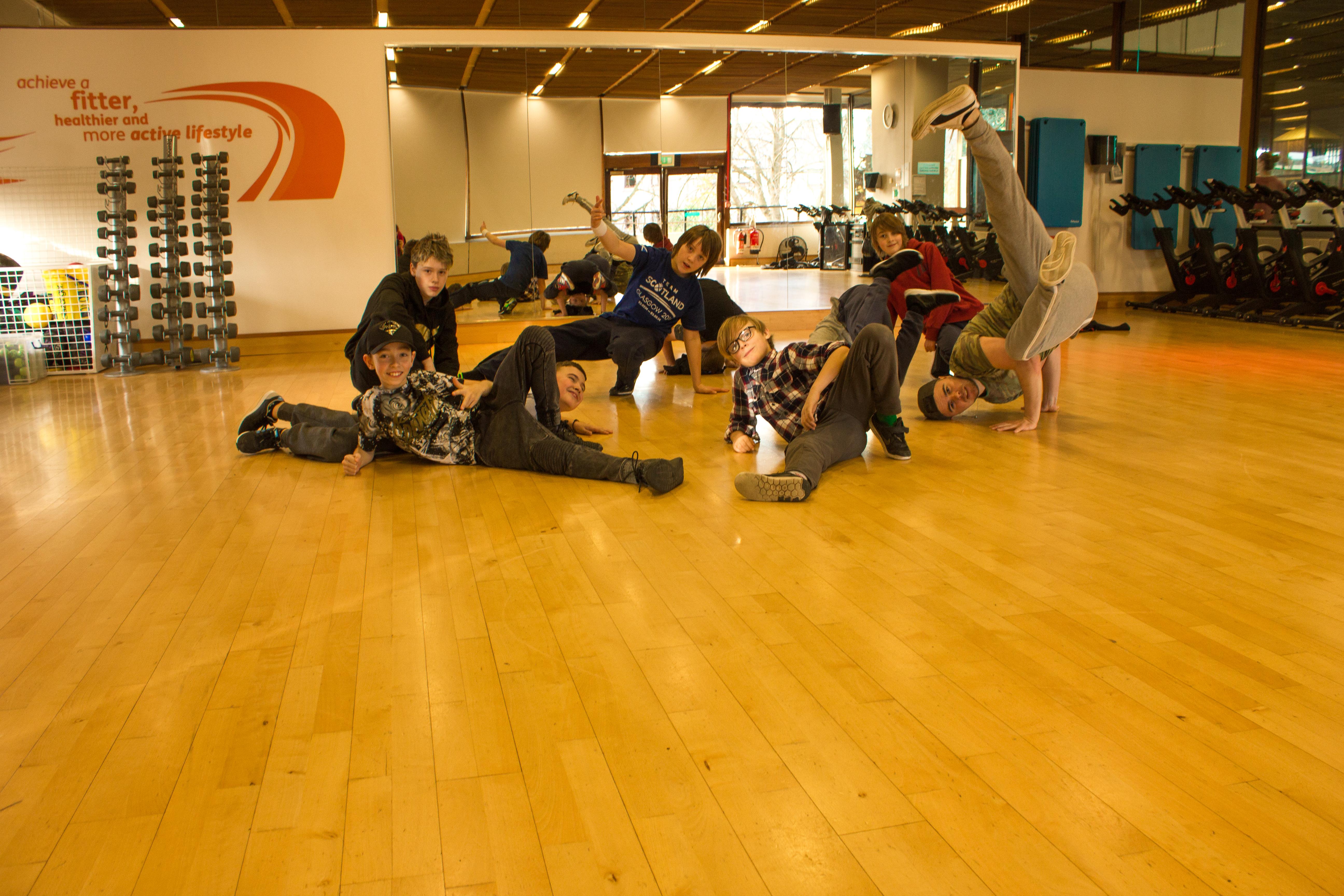 Breakdance School